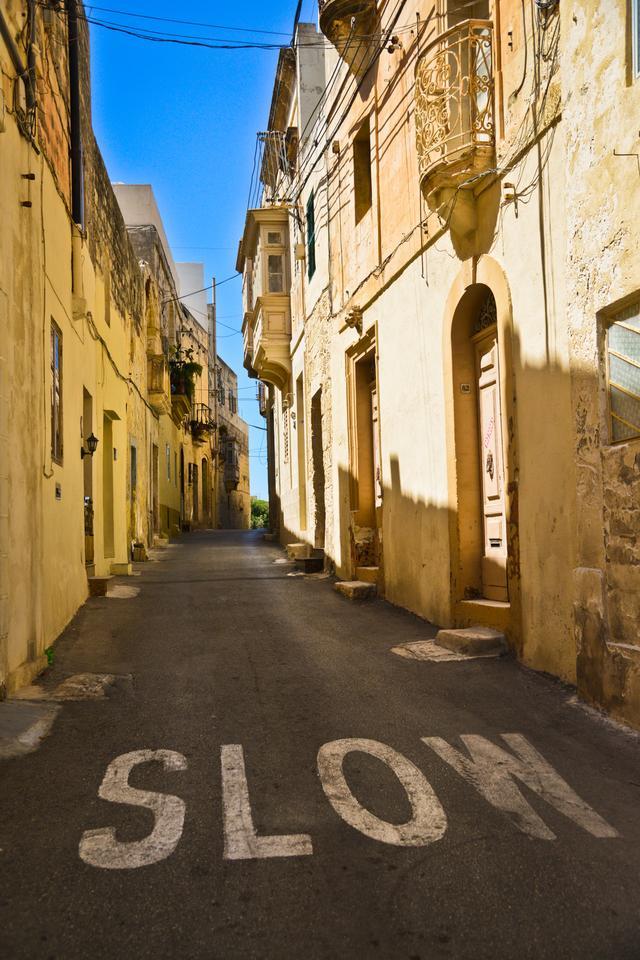 Rabat - miejscowość w centralnej części wyspy Malta na przedmieściach Mdiny