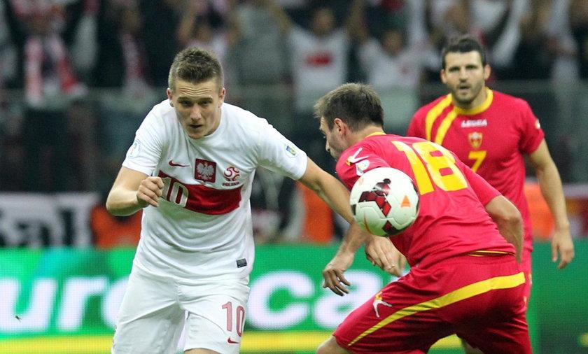 Czarnogóra –Polska. Przerażająca statystyka. Nie wygramy? – eMŚ