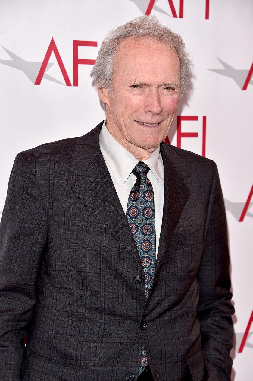 """Omotał ją syn aktora? Przekazała fortunę na... """"leczenie"""" Clinta Eastwooda"""
