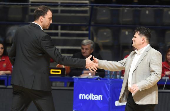 Nenad Čanak i Goran Topić