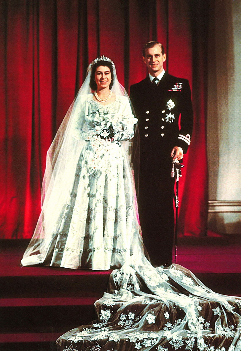 Książę Filip i Elżbieta II