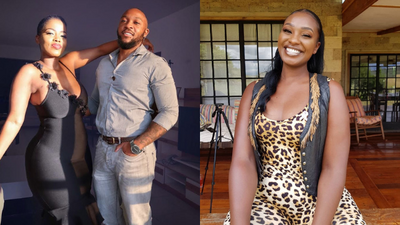 My kids will never step in your filthy house- Maureen Waititu to Frankie as their ugly fight escalates