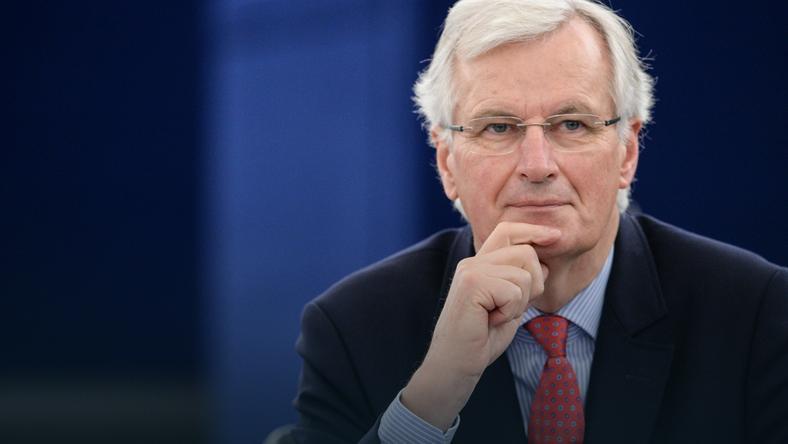 Główny unijny negocjator ds. Brexitu Michel Barnier