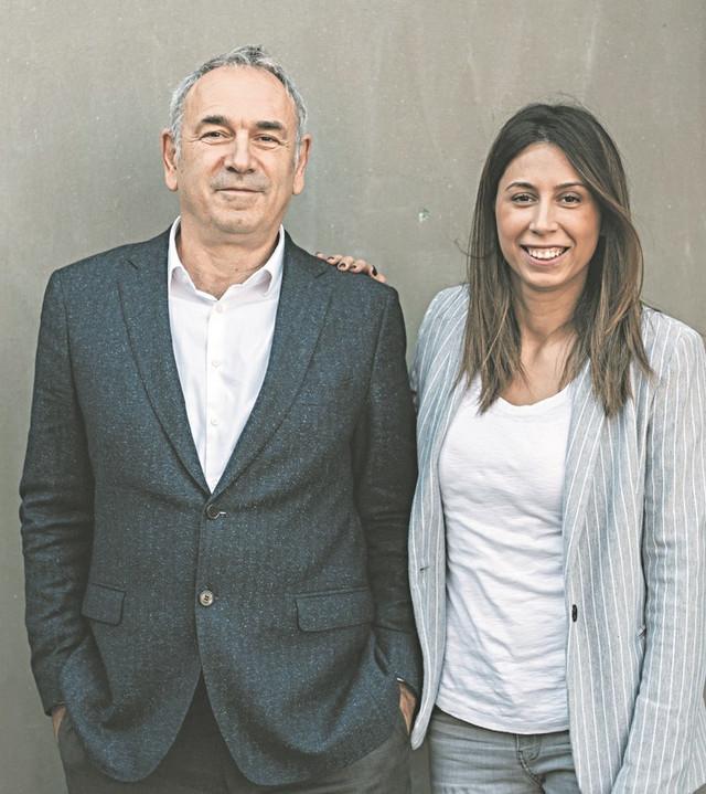 Ćerka nastavlja porodični biznis: Ivan i Ksenija Perčić