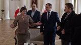 """Andrzej zaszczuty w """"Uchu Prezesa"""". Zofia wyratuje go z opresji!"""