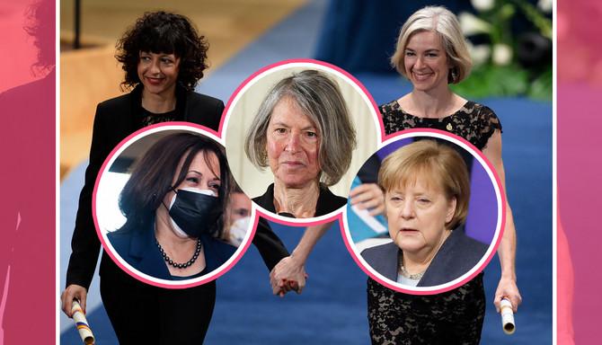 Žene koje su obeležile 2020. na svetskoj javnoj sceni