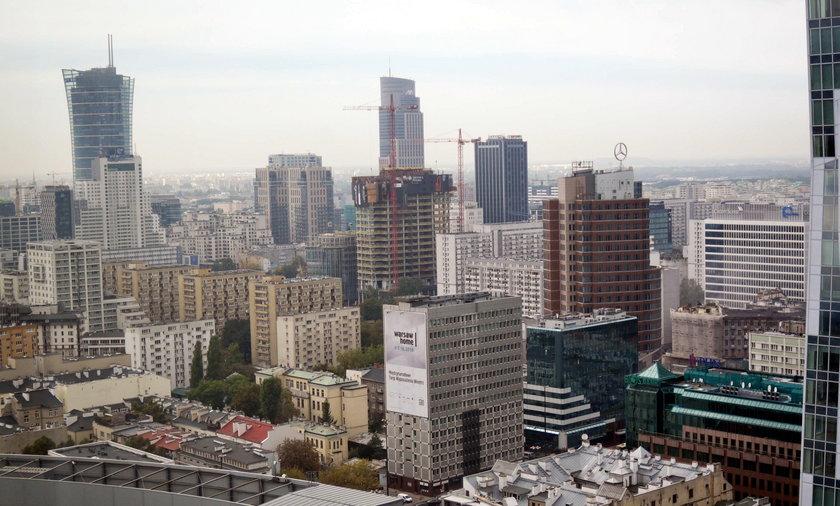 Ceny najmu mieszkań w Warszawie