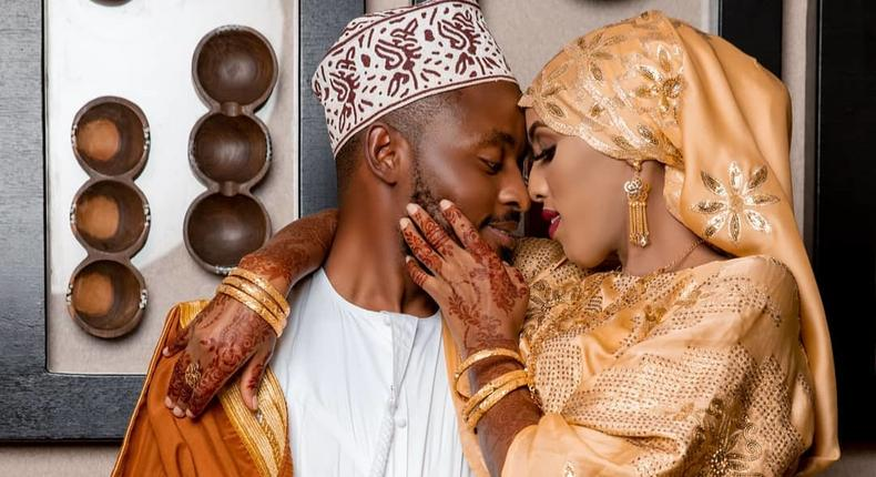 Churchill show's Nasra Yusuff weds longtime Boyfriend Rashid