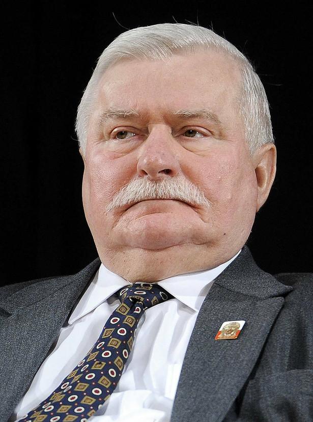 Lech Wałęsa. Fot. Rafał Klimkiewicz/Newspix.pl
