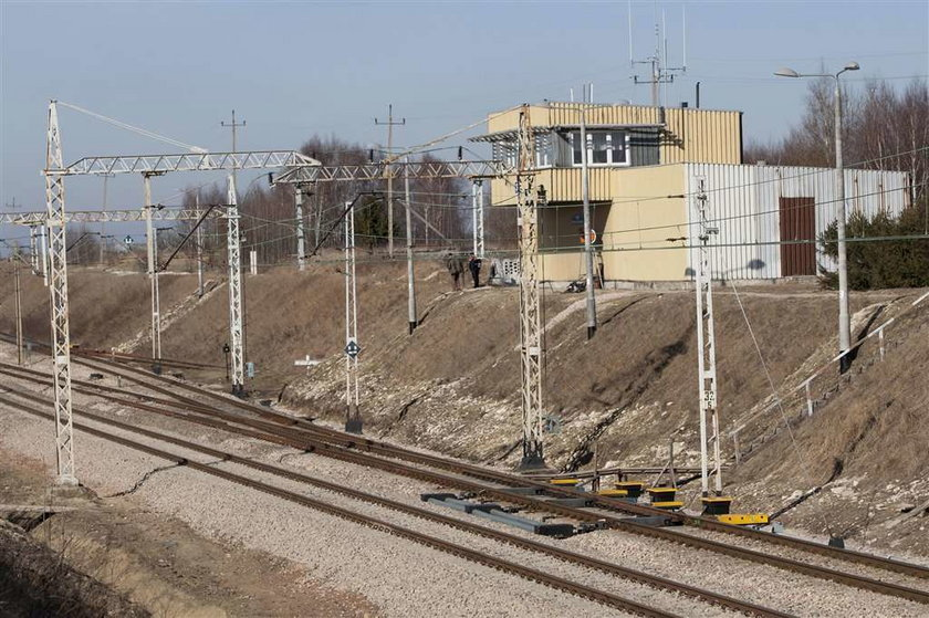 Dyżurny ruchu dla Faktu o sytuacji na kolei