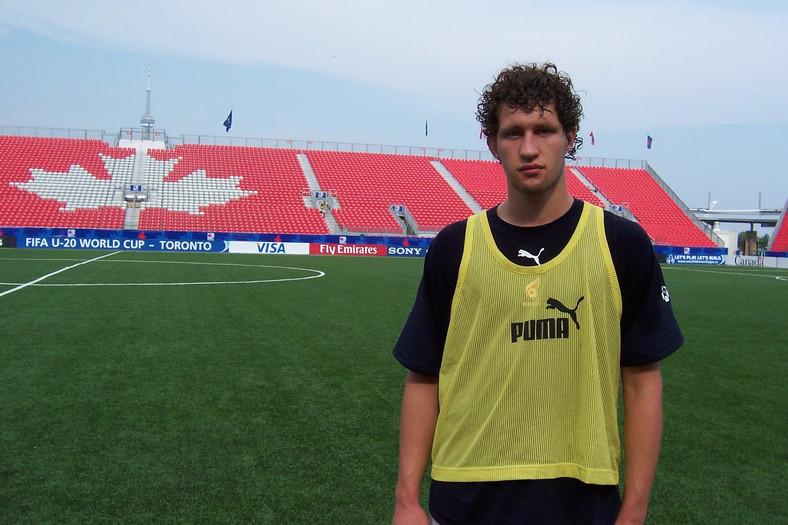 aae49ac1b Były zawodnik Cracovii i Podbeskidzia przestał grać w piłkę trzy lata temu.  – Zmęczyły mnie ciągłe kontuzje, brak pieniędzy w niektórych klubach.