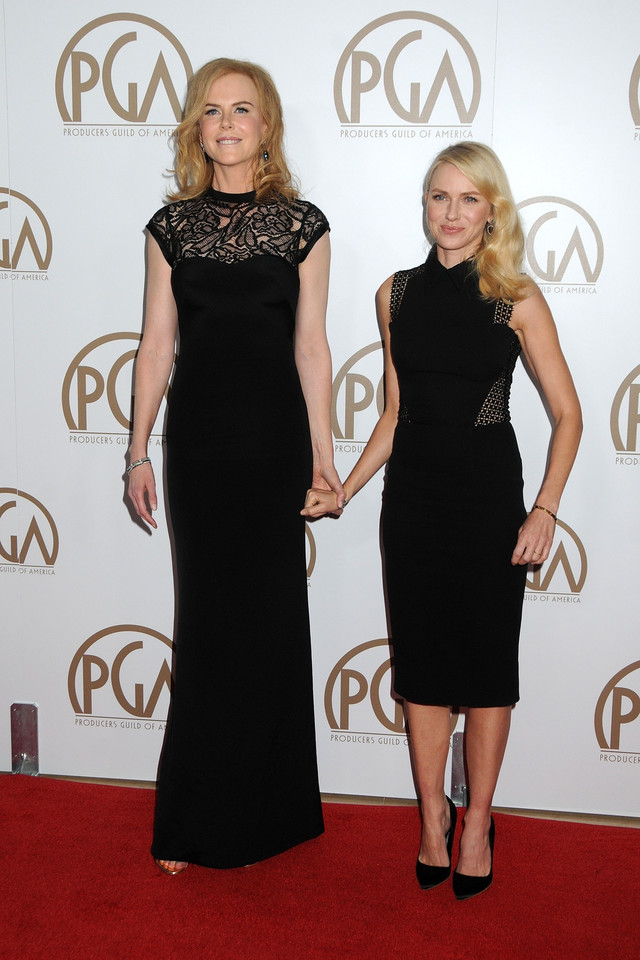 Celebrities who knew each other before they became famous: Naomi Watts and Nicole Kidman