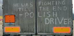Wzruszający hołd dla polskiego kierowcy zabitego w Berlinie