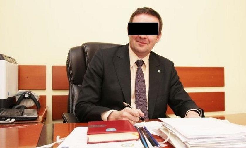 Prezydent Tarnobrzega Grzegorz K.