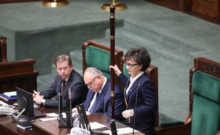 Witek: Zaskoczyła mnie sprawa związana z niewydaniem list poparcia do KRS sędziemu Juszczyszynowi