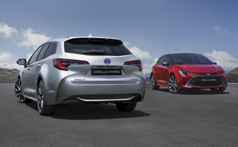 Toyota Corolla Hatchback i Corolla Touring Sports