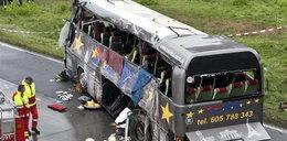 Wracją pierwsi ranni z wypadku autokaru w Niemczech