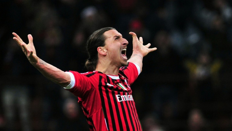 Zlatan Ibrahimovic helped AC Milan win their last Serie A title in 2011