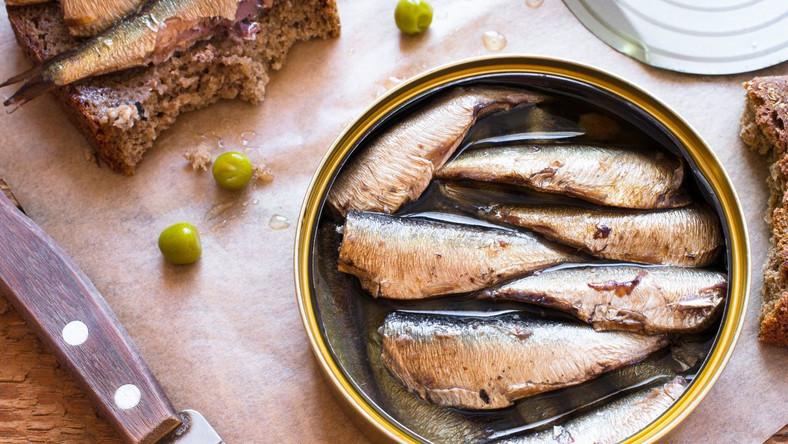 Ryby w puszczce