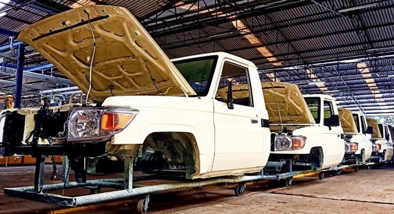 Mahindra starts assembling its pick-ups locally as it races to catch up with Isuzu and Toyota. (Facebook)