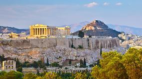 Strajk na Akropolu. Pracownicy chcą zatrudnienia 230 archeologów