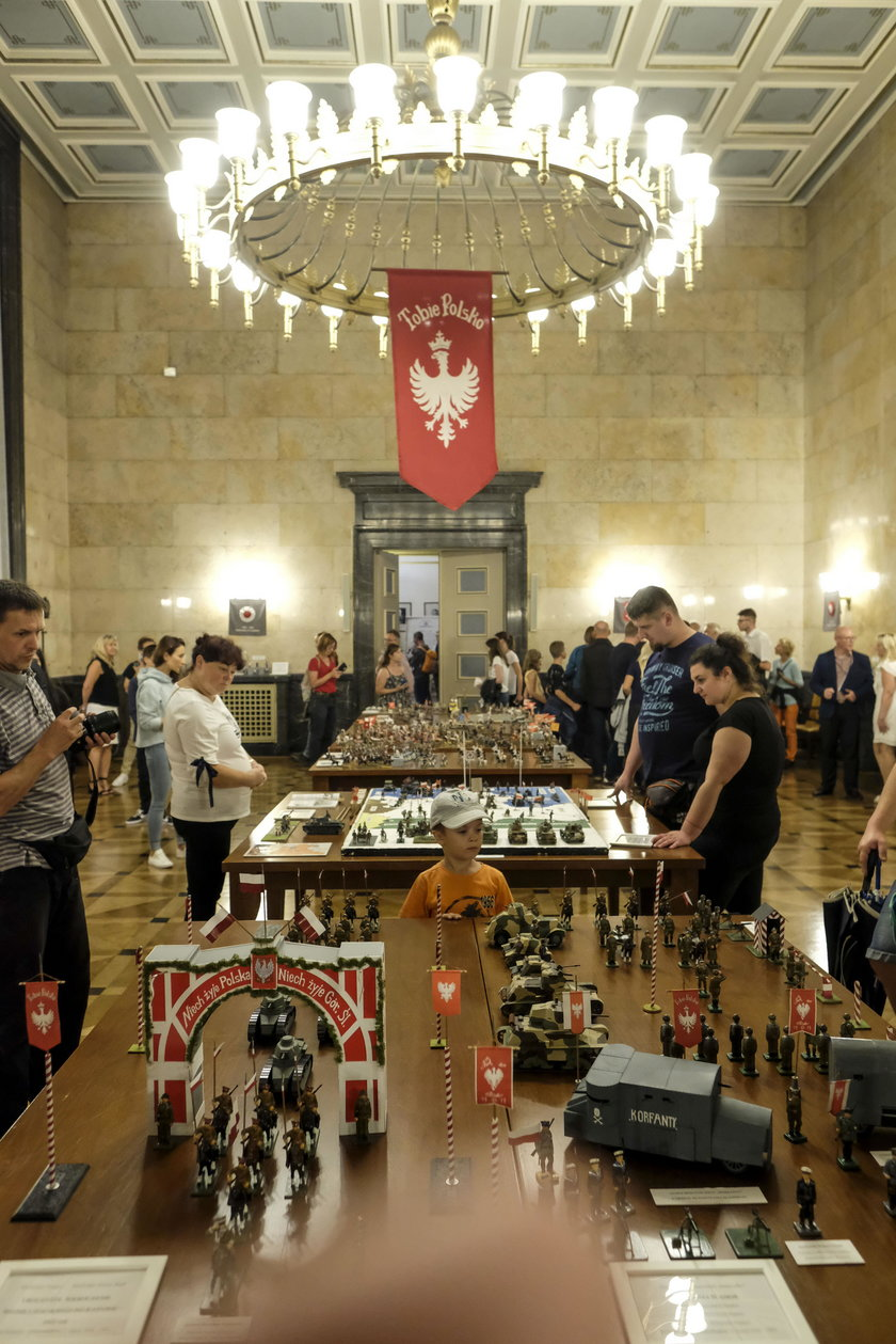 Nocne zwiedzanie Urzędu Wojewódzkiego w Katowicach