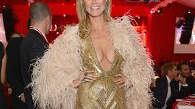 Heidi Klum najgorzej ubraną gwiazdą