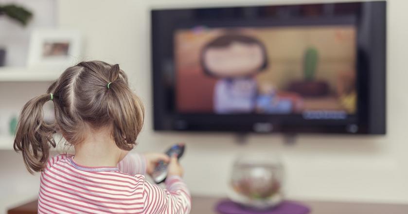 Dzieci mają do wyboru kilkanaście kanałów telewizyjnych stworzonych specjalnie dla nich