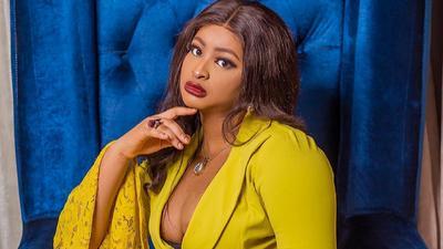 Actress Etinosa Idemudia loses dad