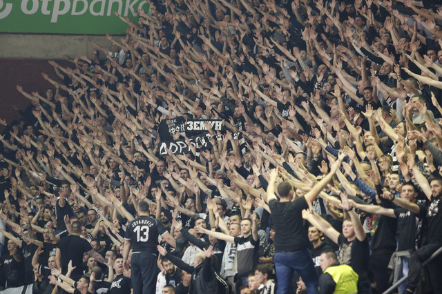 Navijači KK Partizan