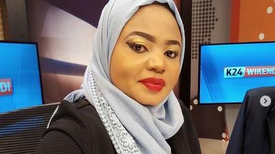 Ex-K24 news anchor announces entry into politics