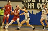 ŽKK Partizan, ŽKK Crvena zvezda