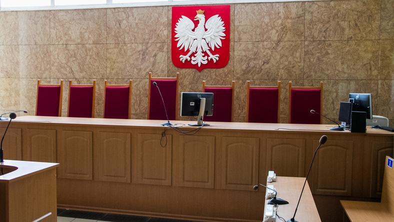 Odwołana prezes sądu, sędzia Beata Morawiec, przebywa obecnie na urlopie wypoczynkowym