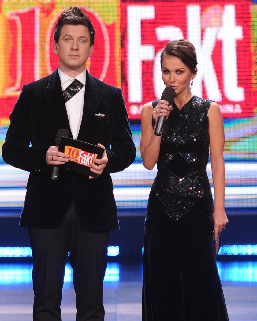 Paulina Sykut i Maciej Rock