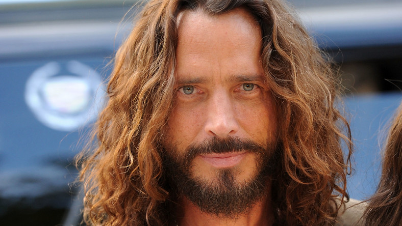 Chris Cornell (fot. Getty Images)