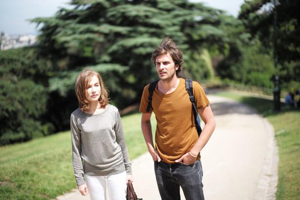 """Isabelle Huppert i Roman Kolinka w """"Co przynosi przyszłość"""""""