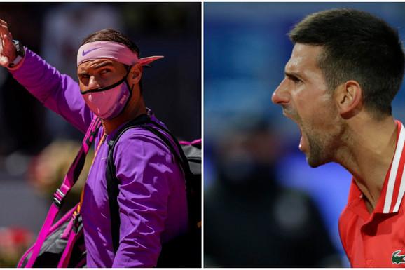 ŠOK ZA ŠOKOM! Rafael Nadal više nije drugi teniser sveta i to može da bude vrlo, vrlo nezgodno za Novaka Đokovića!