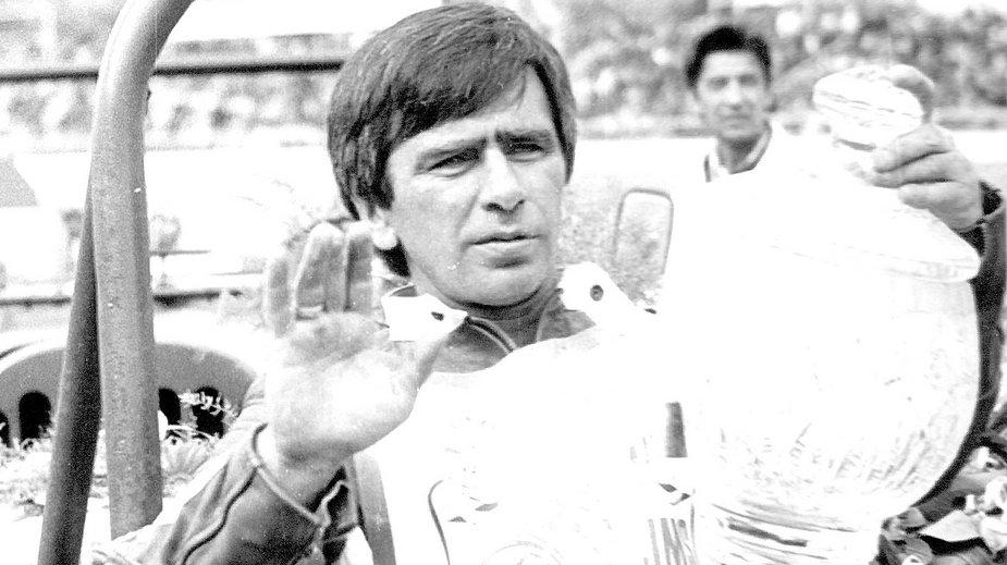 Pożegnanie Edwarda Jancarza z torem w 1986 roku