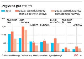 To jeszcze nie koniec ery gazu ziemnego