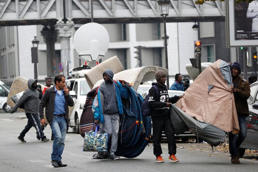 Wielu przybyłych to Sudańczycy