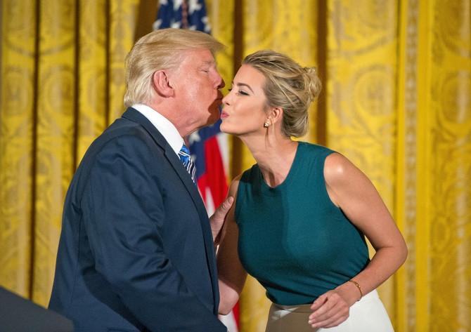 Ivanka i Donald su veoma bliski