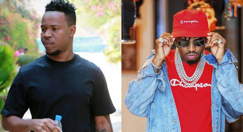 Controversial rapper Nay Wa Mitego explains fallout with Diamond Platnumz