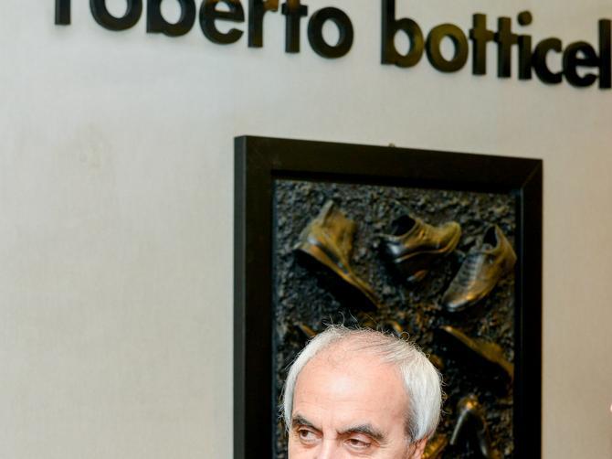 Roberto Botičeli, svetsko ime modne scene gost Beograda