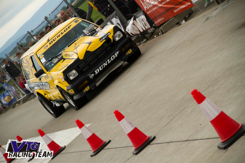 Dunlop No Limit VTG Racing Team ponownie zwycięża