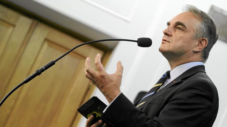 Pawlak: Nikt nie złożył mi propozycji kandydowania do PE
