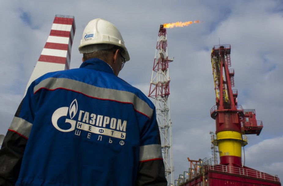 fot. Gazprom Nieft