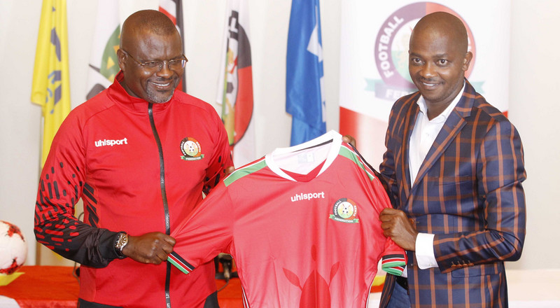 Jacob Ghost Mulee confirmed as new Harambee Stars Coach