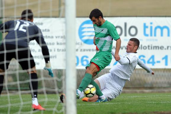 FK Zlatibor, FK Inđija