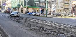 Rusza kolejny remont na Dąbrowskiego. Tym razem przy Rynku Jeżyckim