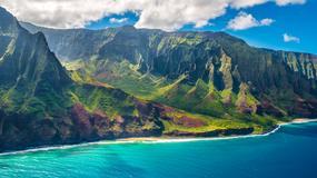 Tony śmieci na hawajskich plażach